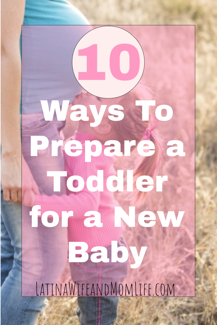 Learn 10 new ways to engage your toddler in the excitement and preparation for a new member of the family! These tips helped my own toddler's experience! Pregnanycy | Toddlers | New baby