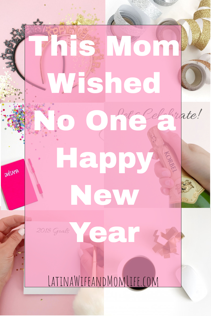 This year I did not wish anyone a Happy New year on my social media; not a single New Year post. I have done nothing but try to hold myself together.