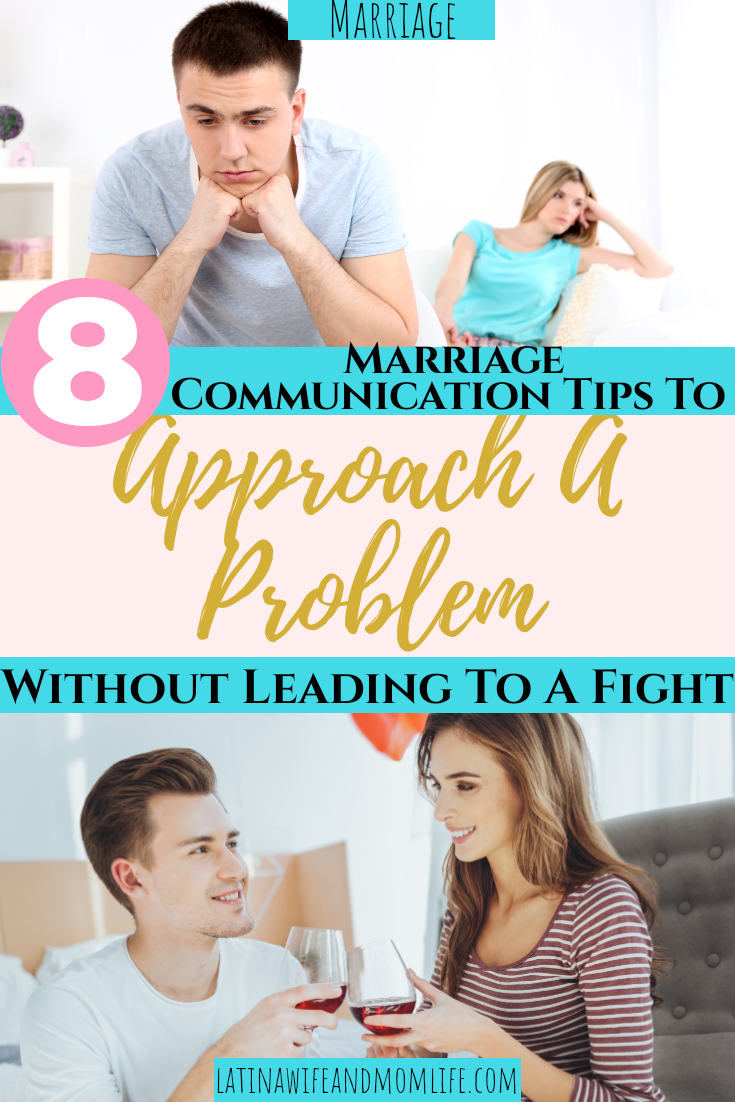 8 Marriage Communication Tips