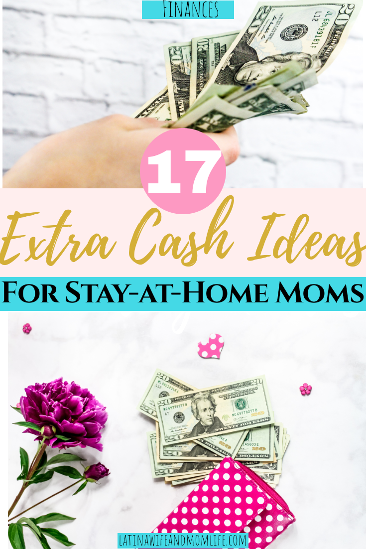 Extra income ideas for stay at home moms