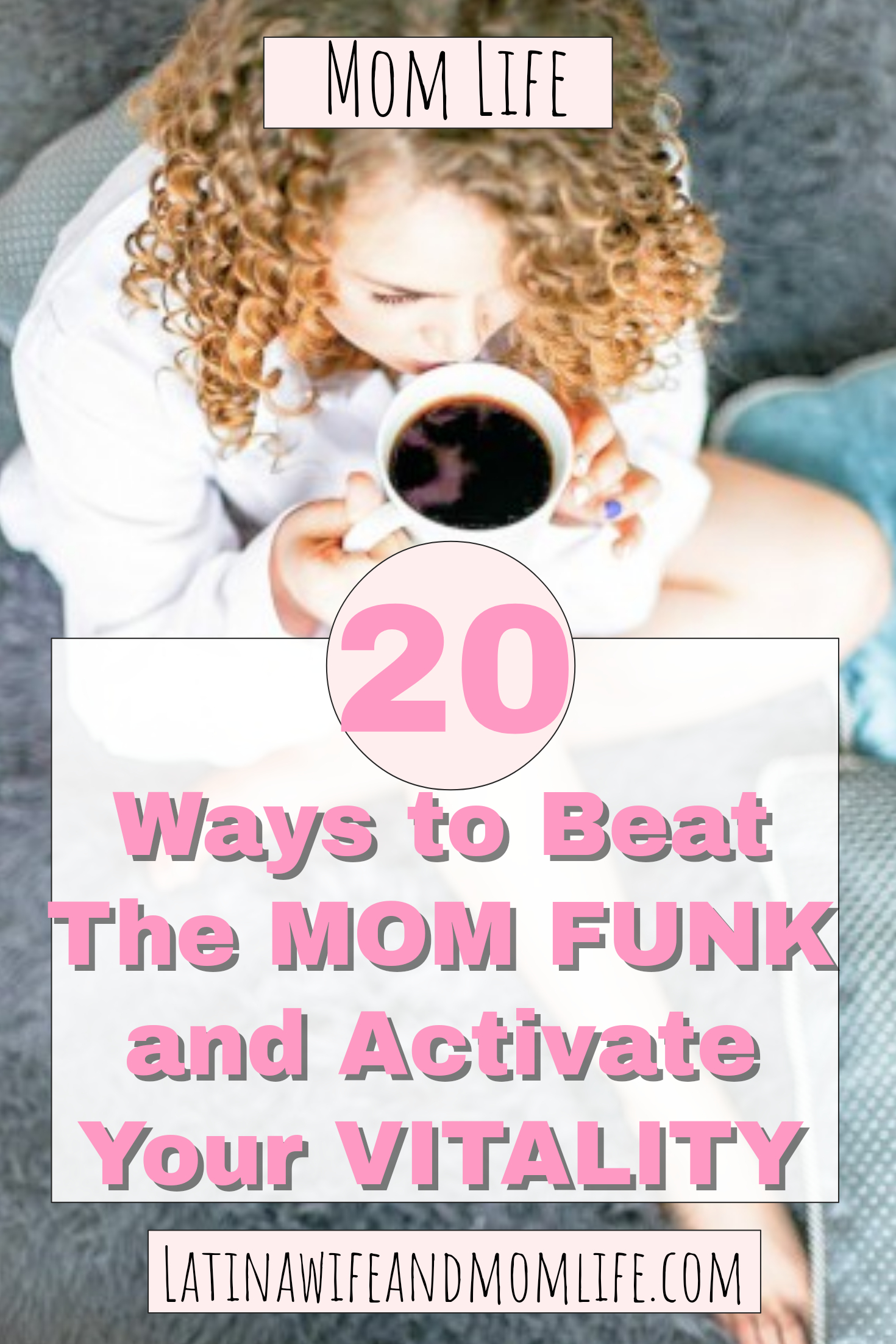 Have you ever been surprised at the reflection looking back at you in the mirror? What happened to that Woman that was so full of life? If you ever feel this way (like I have) Don't miss these 18 Tips to Beat the Mom Funk and Activate Your Energy