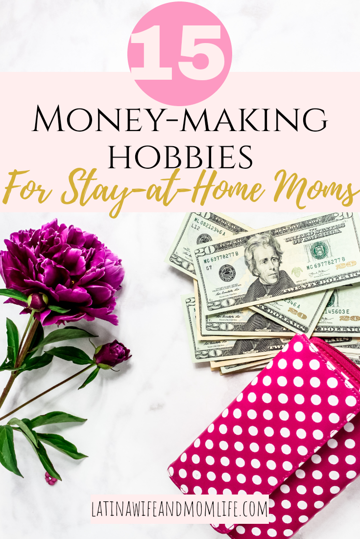 What do you currently do to unwind? Earn cash while you enjoy yourself working on any if these 15 Money-Making Hobbies for SAHMs that you might be doing!