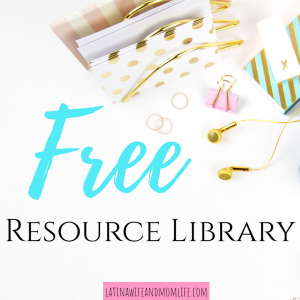 LWML Free Resource Library