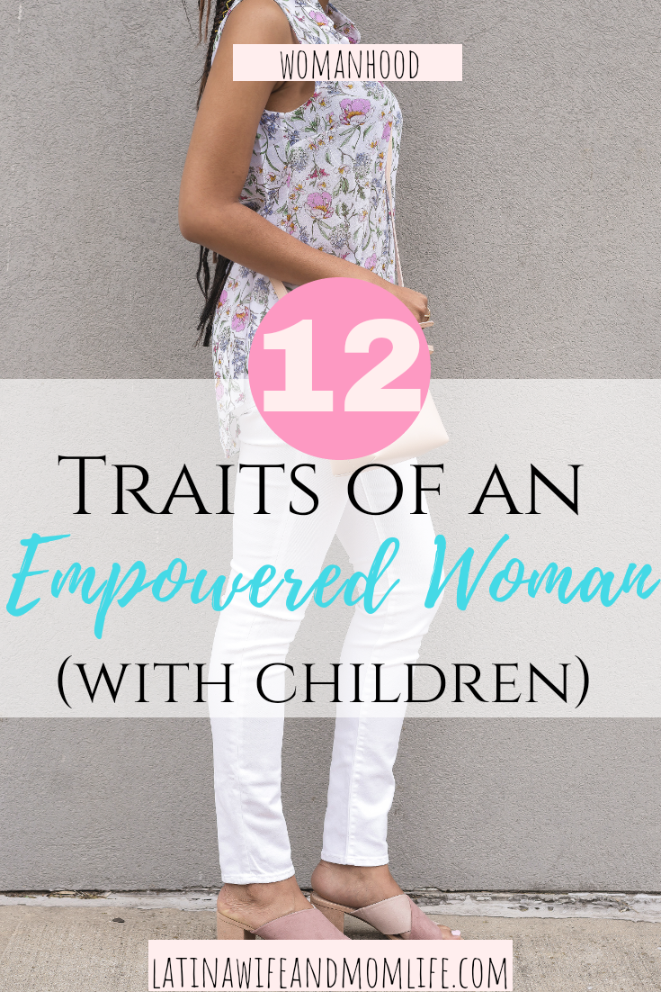 How do you embrace your Womanhood in the midst of Momming?? Find out what defines an empowered woman! (when you have kids)