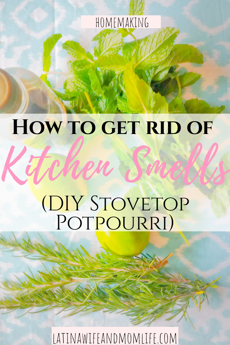 Have you ever been greeted in the morning by that lingering smell of last night's dinner? It is highly unappealing, so you don't wan't to miss this tip on how to get rid of kitchen smells!