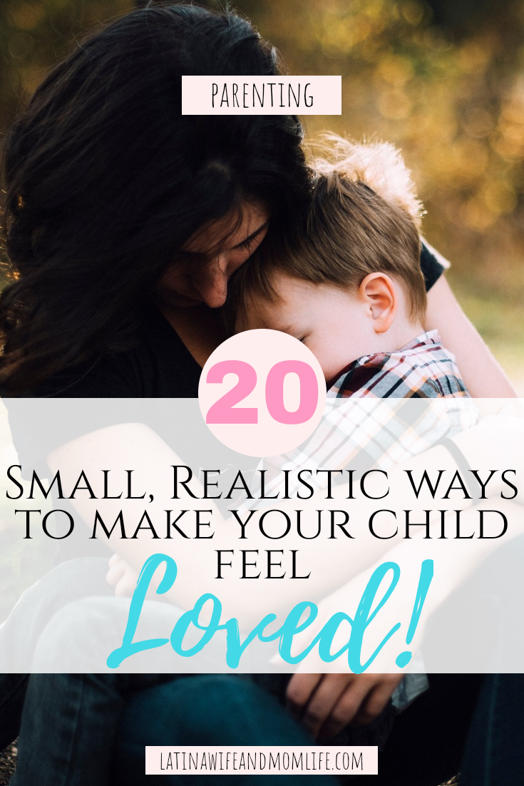 You are 101 percent sure of the degree of your love for your child right? But if you have ever wondered if they feel it, don't miss this post!