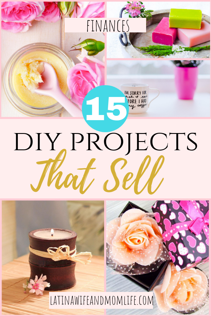 What are you good at? What do you love to do? What do people really compliment you on? What is one thing people come to you for? Don't miss this post on DIY Projects That Sell!