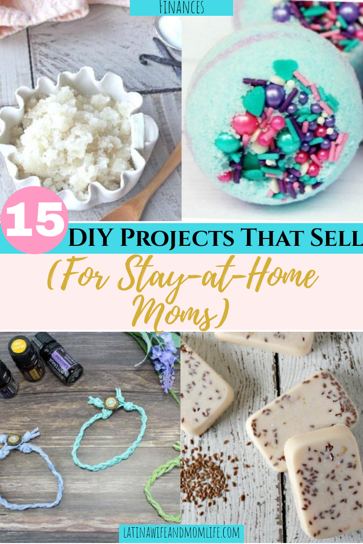 DIY projects that sell