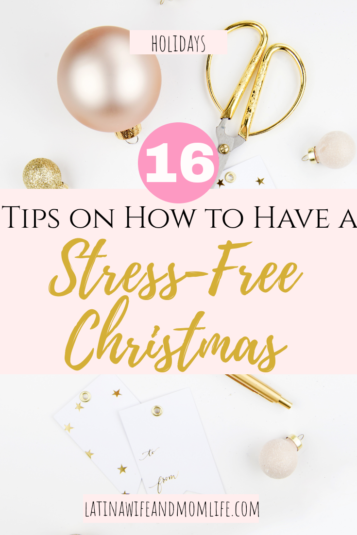 Have the ways you've celebrated this in the past, brought you a genuine sense peace and joy? Don't miss these tips on How to Have a Stress-Free Christmas!