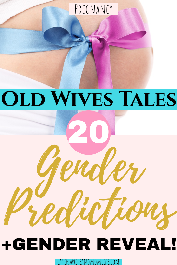 Have you ever wondered which gender predictions are actually accurate? Don't miss finding out whichnold wives tales guessed mine right!
