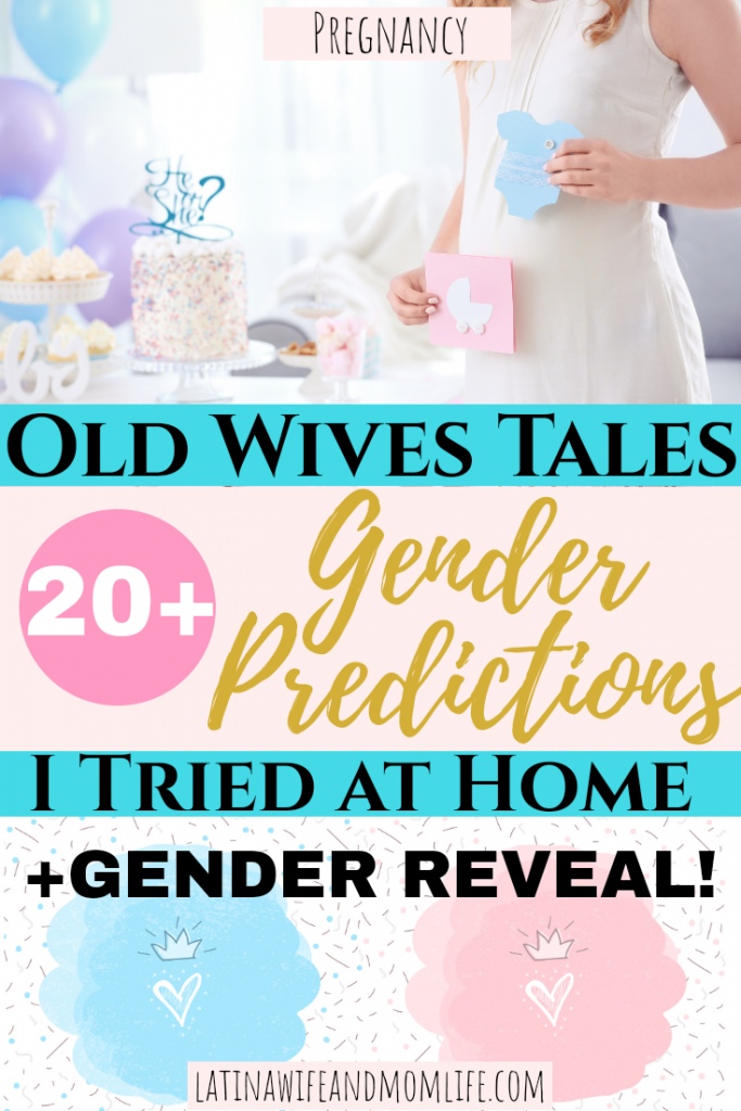 Have you ever wondered which gender predictions are actually accurate? Don't miss finding out which old wives tales guessed mine right!