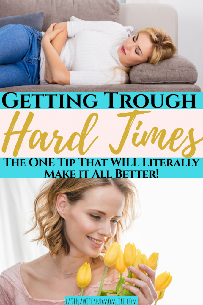 Need tips on getting through hard times? What if I gave just one tip that can fix it all? You wouldn't want to miss my ultimate survival tip!