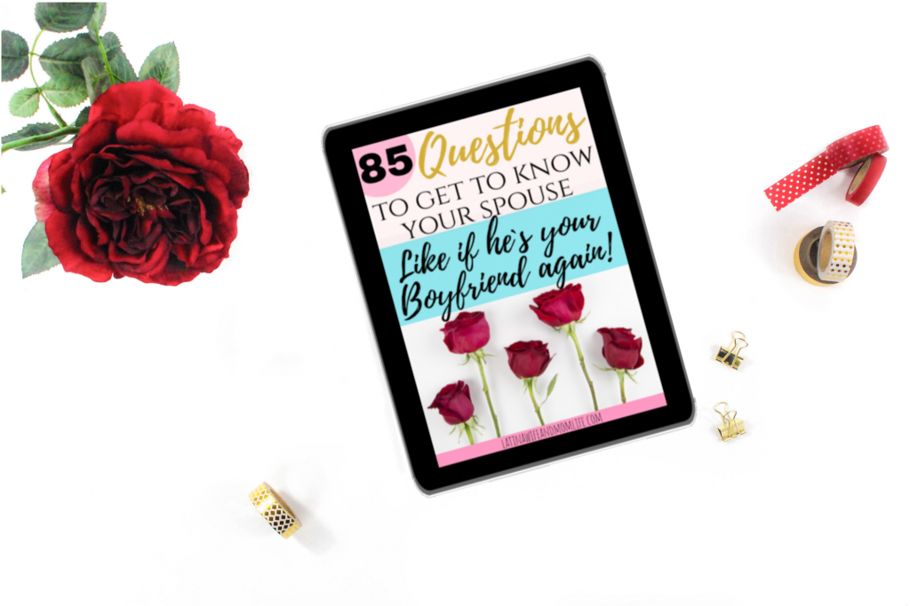 85 Questions to ask your husband