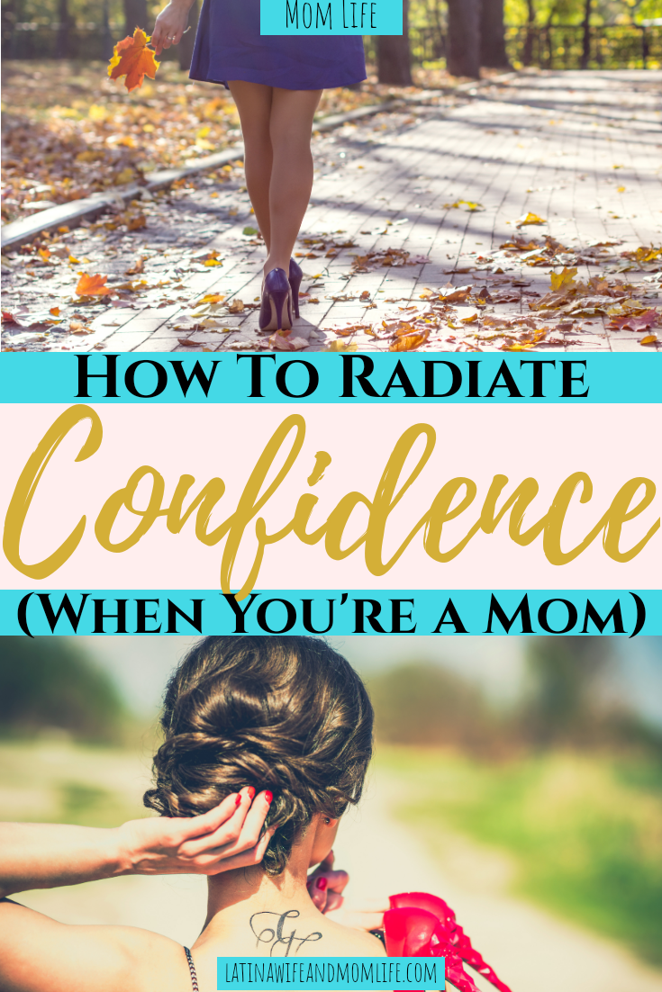 How to radiate confidence