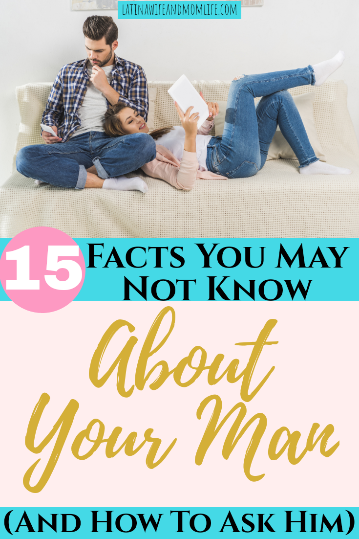 15 questions to ask your husband