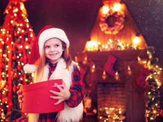 how to make christmas magical for kids