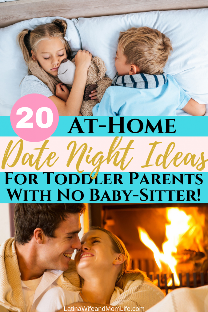 20 at home date night ideas
