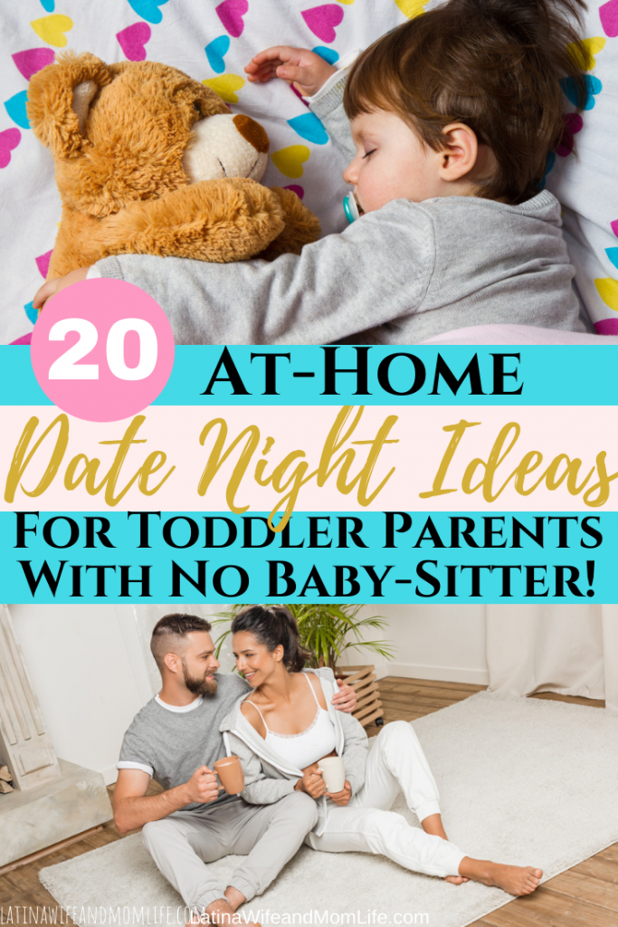 20 at home date ideas